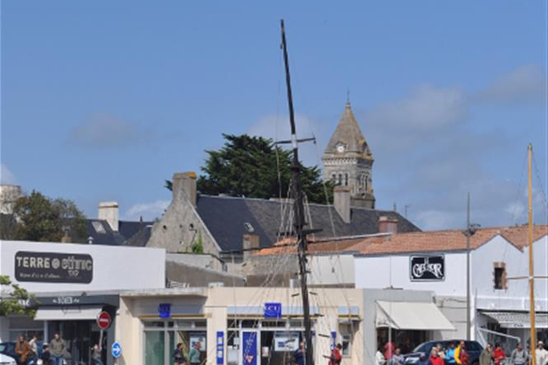 F te du port noirmoutier en l 39 ile camping la baie dor e - Galerie du port noirmoutier ...